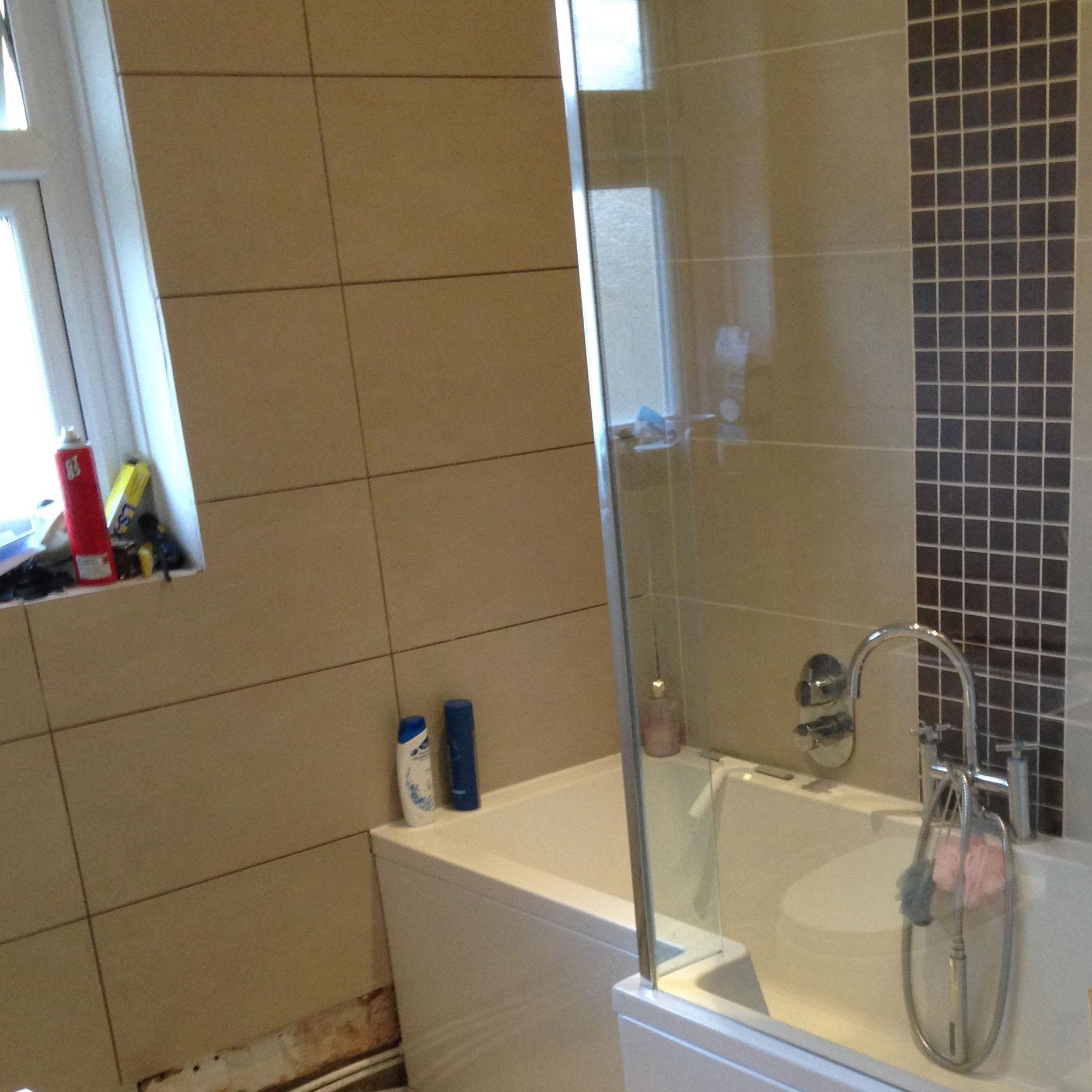 Bathroom Refit GB Building Services - Bathroom refit